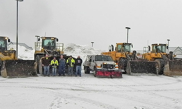 Commercial & Municipal Plowing